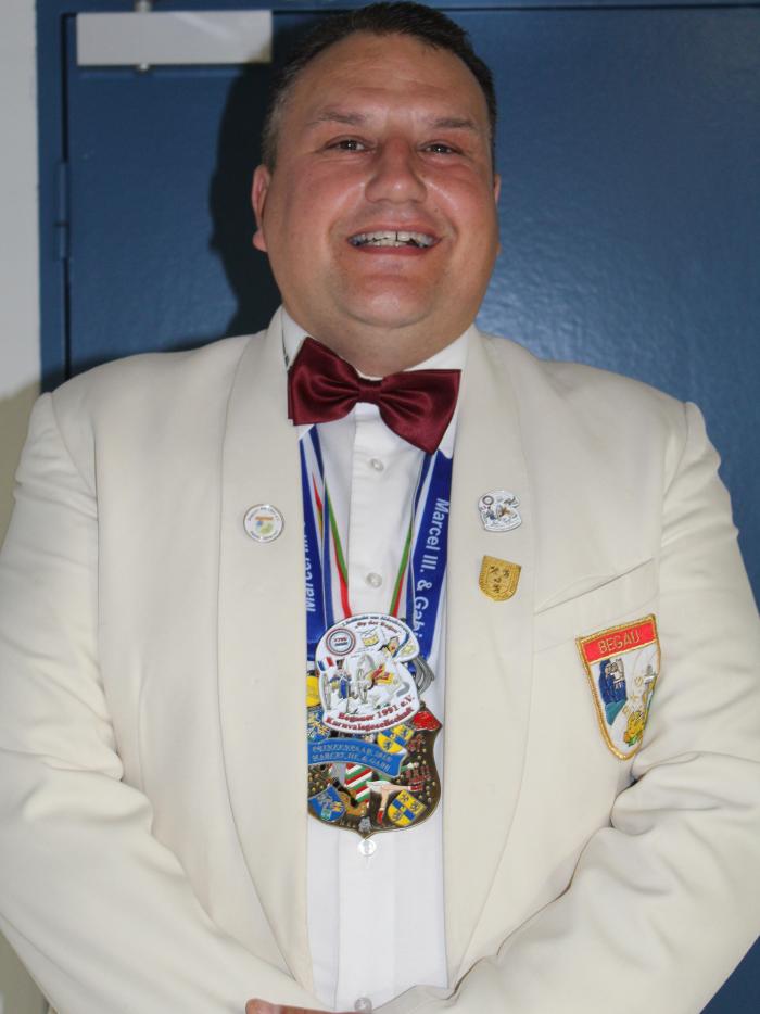 Vizepräsident - Torsten Rucman