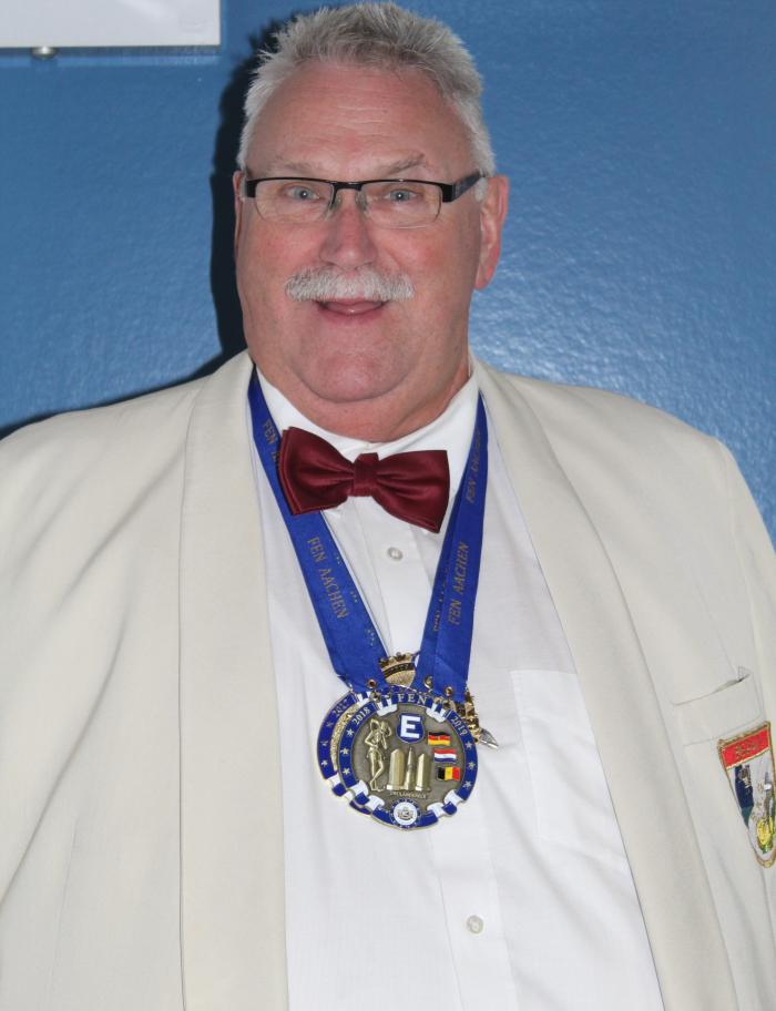 Präsident - Hans-Werner Feck