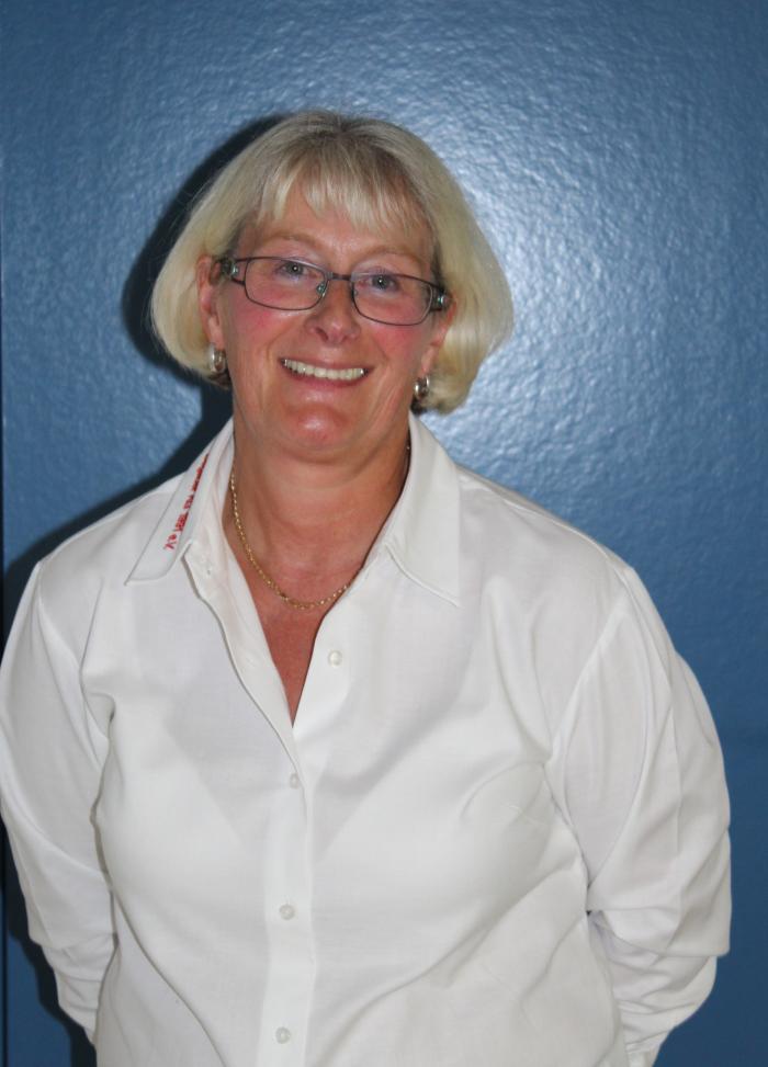 Geschäftsführerin - Edith Marnitz